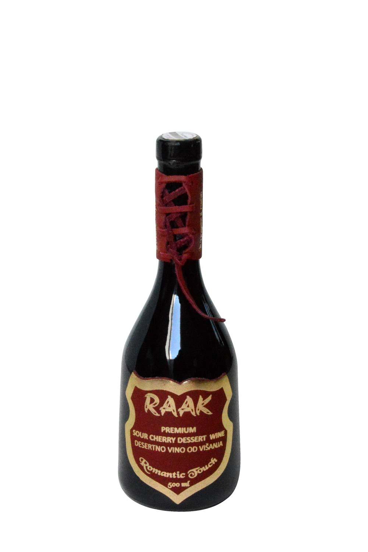 Desertno vino Raak